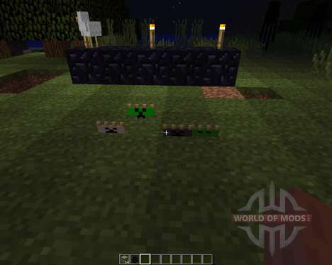 Wear Your Enemies [1.8] for Minecraft