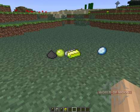 Nuclear Craft [1.6.4] for Minecraft