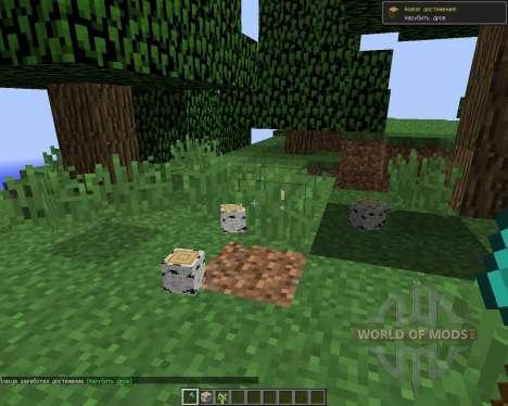 TreeCapitator for Minecraft