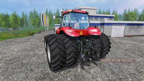 Case IH Magnum CVX 380 v2.0 TwinWheels for Farming Simulator 2015