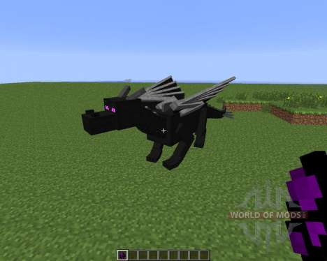 Dragon Mounts [1.6.4] for Minecraft