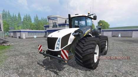New Holland T9.560 white for Farming Simulator 2015