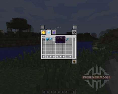 Elemental Power [1.7.2] for Minecraft