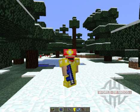 Spelunker [1.6.4] for Minecraft