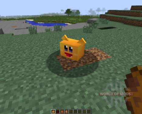 Kirby Enemy [1.7.2] for Minecraft