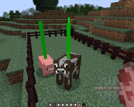 Breeding Viewer [1.7.2] for Minecraft