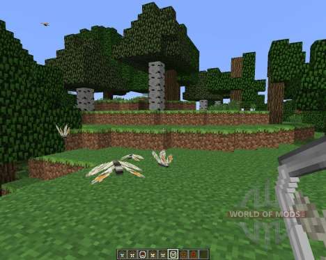 Butterfly Mania [1.5.2] for Minecraft