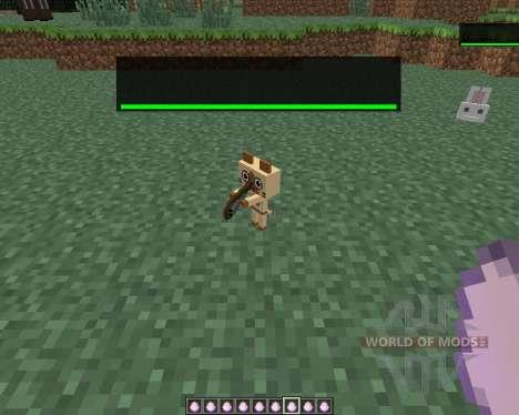 Dog Cat Plus [1.6.4] for Minecraft