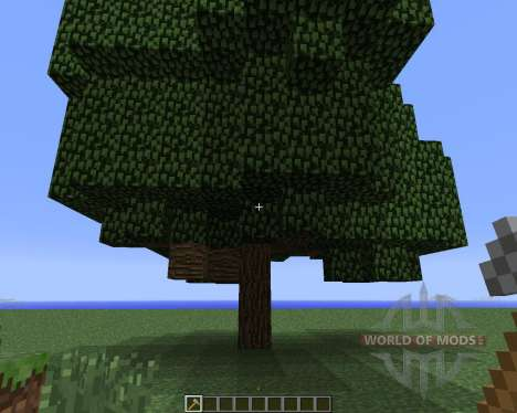 Whole Tree Axe [1.5.2] for Minecraft
