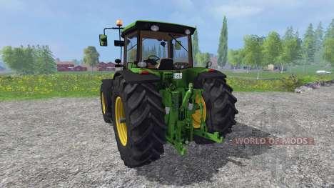 John Deere 7930 full for Farming Simulator 2015