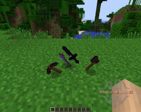 Improving Minecraft [1.7.2] for Minecraft
