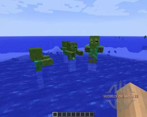 Ocean Adventures [1.7.2] for Minecraft