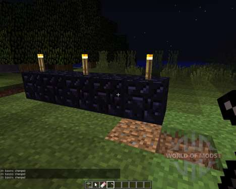 World Tools [1.8] for Minecraft