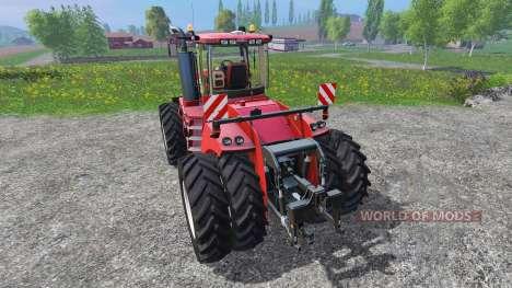 Case IH Steiger 620 Duals for Farming Simulator 2015