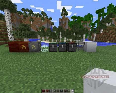 Equivalent Exchange 3 for Minecraft