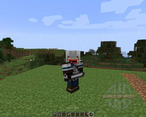 AssassinCraft [1.7.2] for Minecraft
