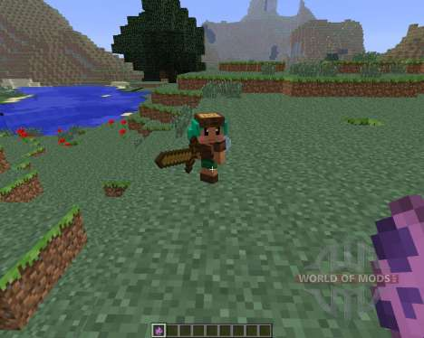 Fairy [1.6.4] for Minecraft