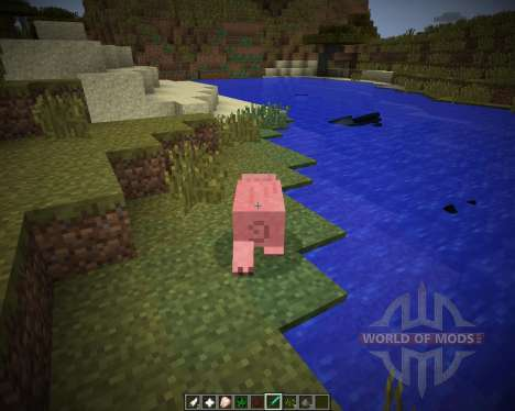 Morphing [1.7.2] for Minecraft