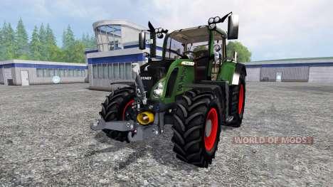 Fendt 512 Vario for Farming Simulator 2015