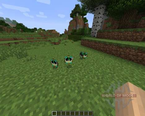 Time Control Remote [1.7.2] for Minecraft