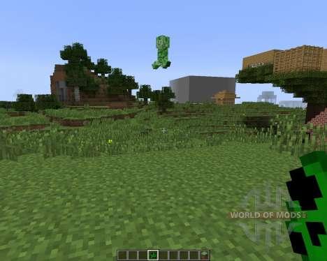 Fus Ro Dah Skyrim [1.7.2] for Minecraft