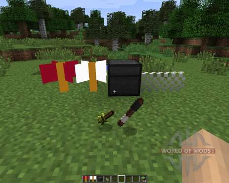 QuidCraft [1.7.2] for Minecraft