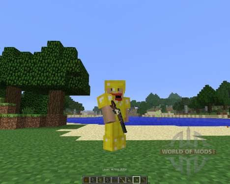 Enemy Soldiers [1.6.4] for Minecraft
