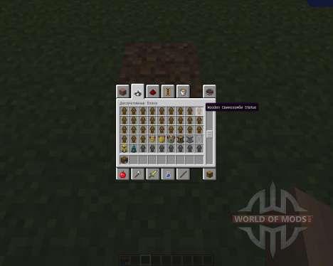 Ye Gamol Chattels [1.7.2] for Minecraft