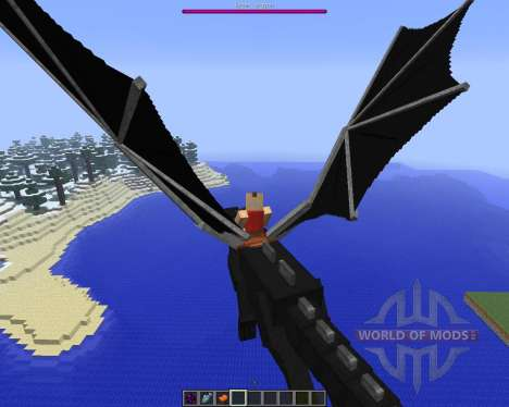 Dragon Mounts [1.5.2] for Minecraft