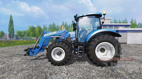 New Holland T6.160 Potencia Rural for Farming Simulator 2015