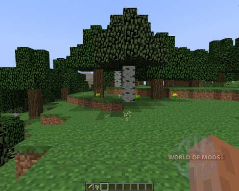 Fast Leave Decay [1.8] for Minecraft