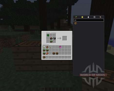 Just Another Crafting Bench [1.8] for Minecraft