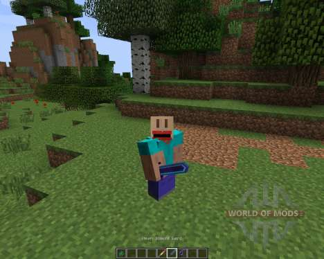 Mob Armor [1.7.2] for Minecraft