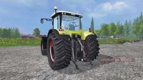 CLAAS Arion 650 v1.5 for Farming Simulator 2015