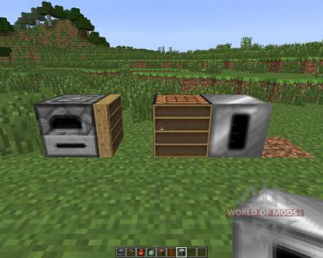 TwoTility [1.7.10] for Minecraft