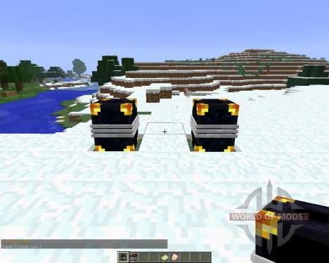 Ender Tanks [1.6.4] for Minecraft
