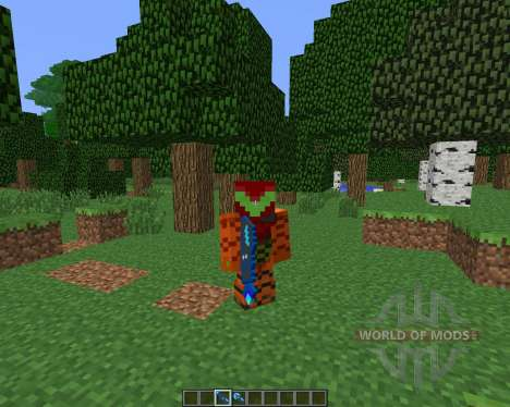 Metroid Cubed 2: Universe [1.6.4] for Minecraft