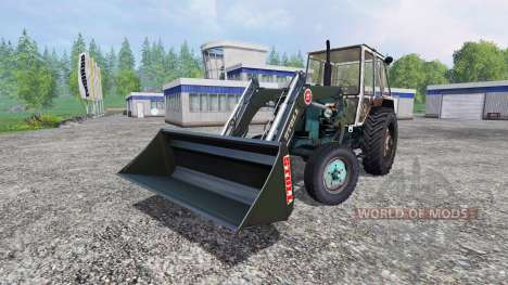 UMZ-CL loader for Farming Simulator 2015