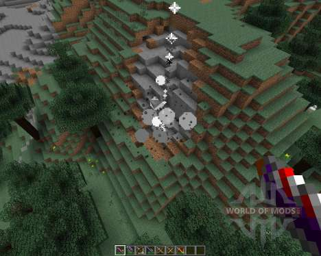 QuiverBow [1.7.2] for Minecraft