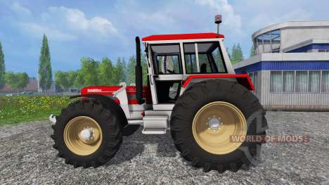 Schluter 1250 TVL Compact rot for Farming Simulator 2015