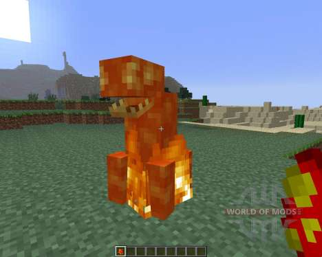 Lava Monsters [1.6.4] for Minecraft