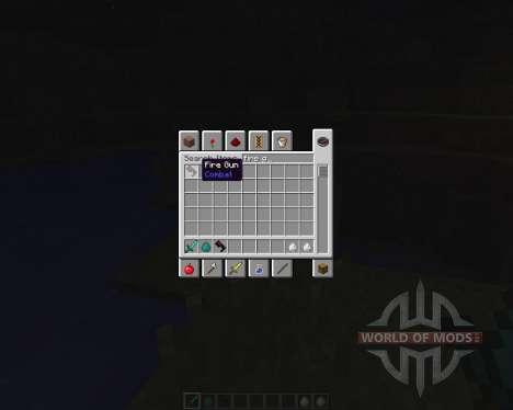 FireGun [1.6.2] for Minecraft
