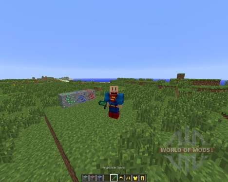 Superman [1.6.4] for Minecraft