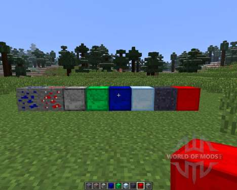 MoarOres [1.6.4] for Minecraft