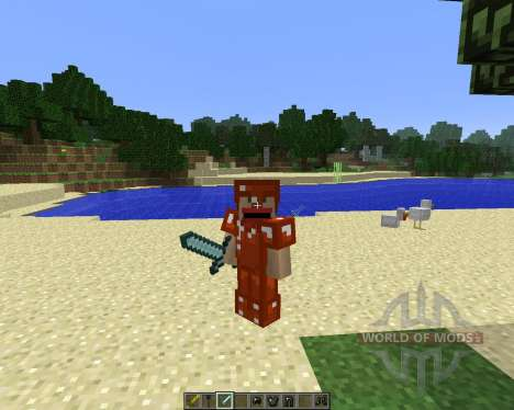 Pun [1.6.4] for Minecraft