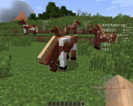 Scouter [1.7.2] for Minecraft