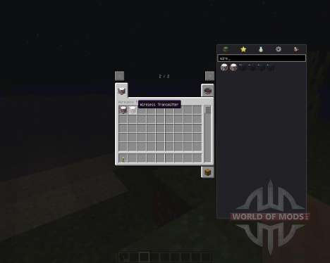 Wireless Redstone [1.8] for Minecraft