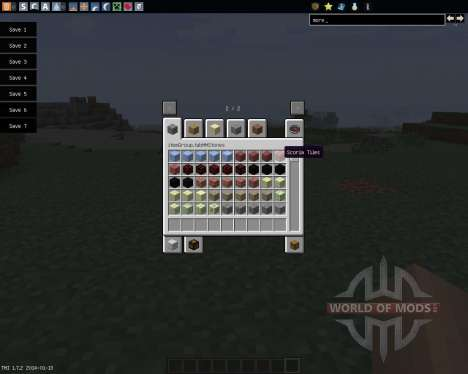 More Materials [1.7.2] for Minecraft