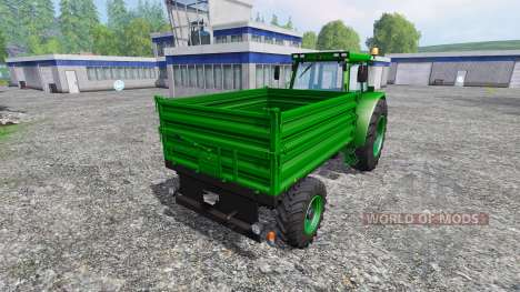 Buhrer 6135M Final for Farming Simulator 2015