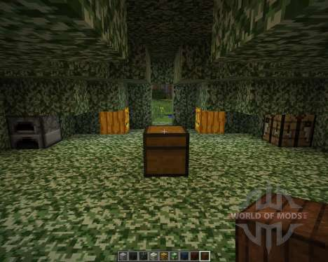 WarStuff [1.7.2] for Minecraft